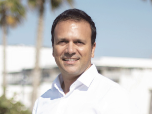 Vinicio Alberelli , Head of Global Operations of Nikki Beach Hotels & Resorts