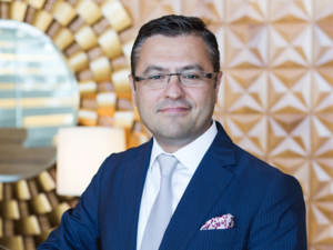 Can Goktas, General Manager of The Ritz Carlton Almaty