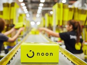 Noon.com was among the brands that improved the most year-on-year