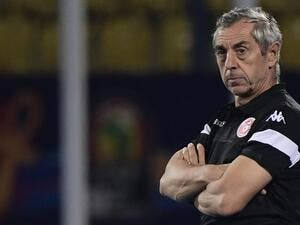 Tunisia's coach congratulated the Senegal side on their semi-final win even though it came at the expense of his own team