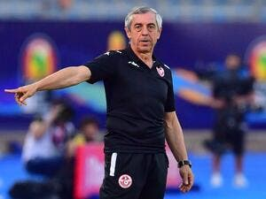 The tactician is still reeling from Carthage Eagles' semi-final defeat to Aliou Cisse's men