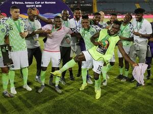 The 30-year-old scored his fifth goal in the continental tournament to help Nigeria claim victory over the Carthage Eagles