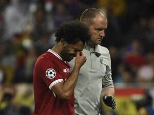 Having come off injured in last year's final - which Liverpool lost - the Egyptian has extra motivation this time around