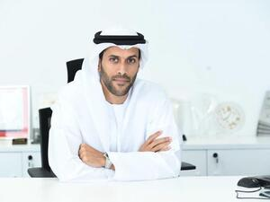 Amr Al Menhali, newly appointed as Al Hilal Bank's Chief Executive Officer by the Bank's Board of Directors