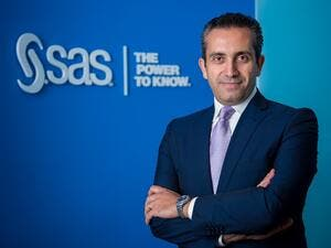 Marcel Yammine General Manager-SAS Middle East