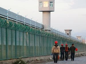 Prison-like Conditions for Ethnic Minorities in Xinjiang