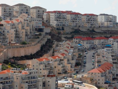 A view of the Israeli settlement of Beitar Illit (AFP File Photo)