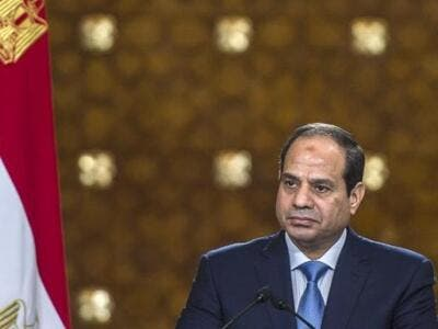 Egypt President Abdel Fattah al-Sisi (Photo/ AFP)