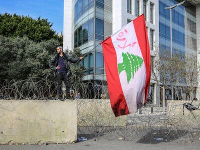 Are the Lebanese Losing Hope? Calls for Immigration Flood Twitter as the Parliament Vote in Favor of the New Govt
