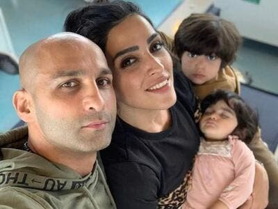 Did an Instagram Family Photo Land Famous Iranian Boxer and Wife in Jail for 16 Years?