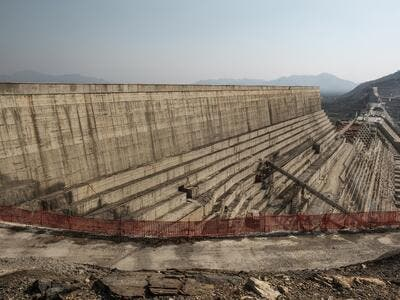 For nearly a decade, multiple rounds of talks between Cairo, Addis Ababa and Khartoum have failed to produce a deal over the filling and operation of the Grand Ethiopian Renaissance Dam (GERD). EDUARDO SOTERAS / AFP