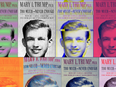 'Flirted With the Niece and Paid for High SAT Score': 8 of the Darkest 'Secrets' Found in Mary Trump's Book