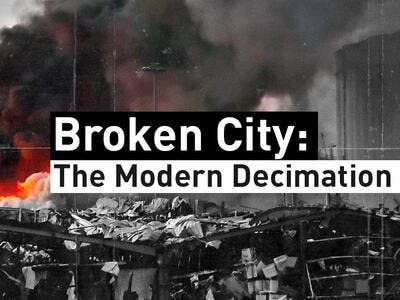 Broken City: The Modern Decimation of Beirut