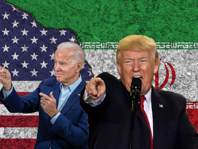Sabotaging Biden's Foreign Policy Plans? Future Iran Deal Challenged by 'a Flood' of Sanctions