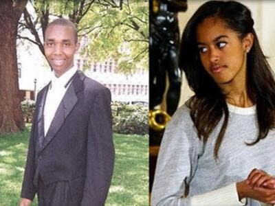 A Kenyan lawyer named Felix Kiprono Matagei once offered Barack Obama 50 cows, 70 sheep, and 30 goats in exchange for his daughter Malia's hand in marriage. (Twitter)