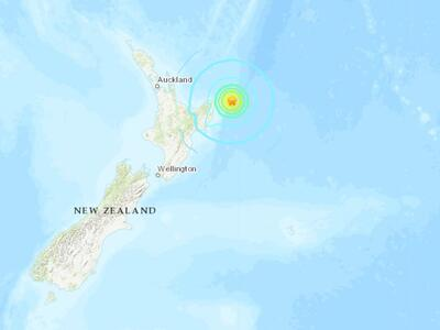 deadly earthquake strikes New Zealand