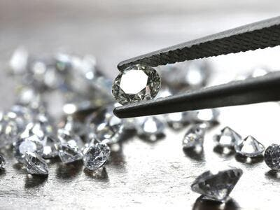Diamonds account for more than 90 per cent of Botswana's exports to the UAE