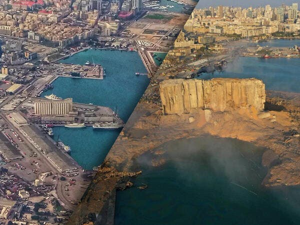 Beirut's Economic Vein...Before and After the Explosion!