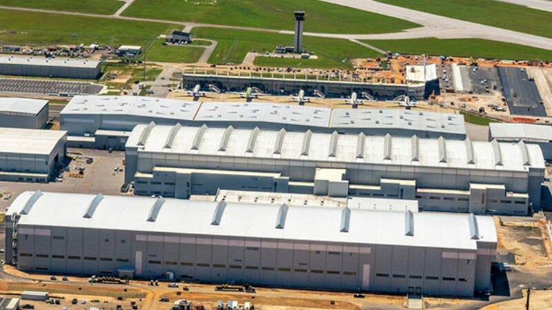 Airbus Inaugurates A220 Production Facility in US