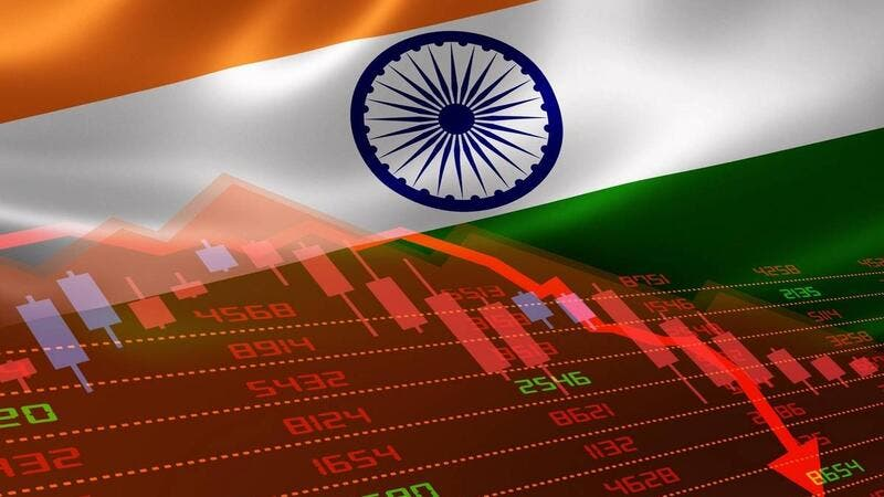 India's Economy Projected to Contract by 9 Percent This Current Fiscal Year