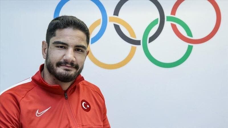Rio 2016 gold medalist Taha Akgul says he has fully recovered from shoulder injury, can wrestle now (Photo: AA)