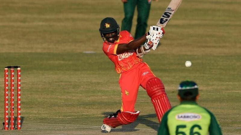 1st T20I: Madhevere's half-century guides Zimbabwe to 156