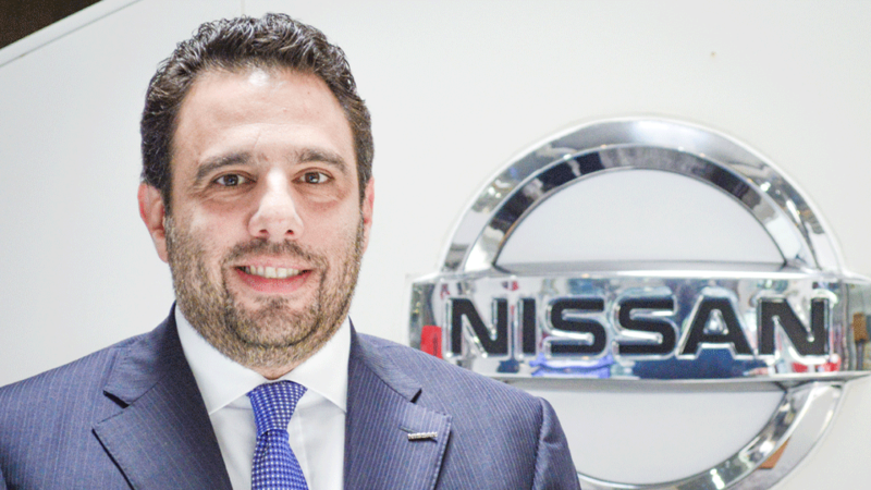 Thierry Sabbagh, Managing Director, Nissan Middle East