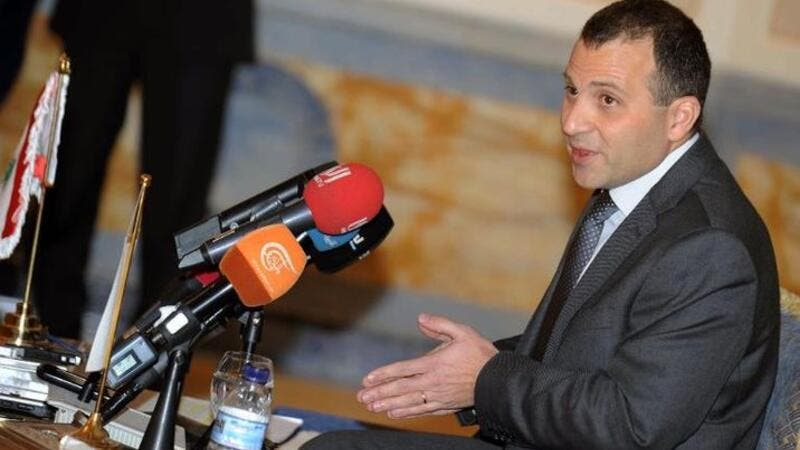 Lebanon's Foreign Minister Gebran Bassil has tweeted again blaming the country's poorly-peforming economy on migrant workers and Syrian refugees. (AFP/File Photo)