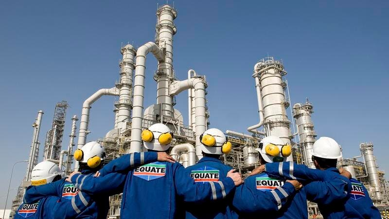 EQUATE established Kuwait's first CO2 Recovery Plant, and invested in its own innovations