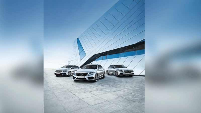 Mercedes-Benz Certified Pre-Owned vehicles come with a minimum 12-month warranty, 24hrs roadside assistance (selected vehicles only) and a full services history.