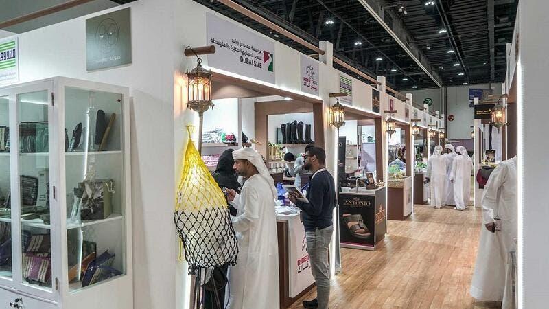 Khalifa Fund Showcases Variety of Projects at Abu Dhabi