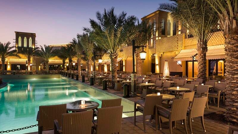 Rixos Bab Al Bahr - Entertainment Square