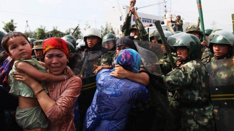 Uighur Muslims Twitter