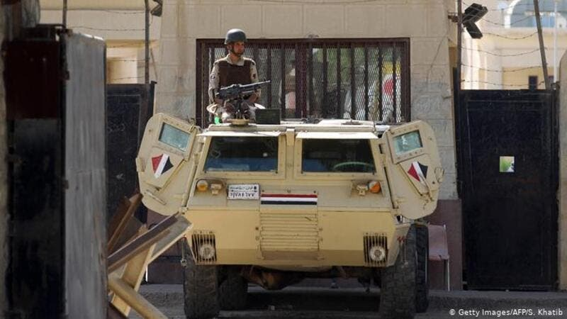 Egypt is battling an ISIS-led insurgency in the Sinai. (AFP/ File Photo)