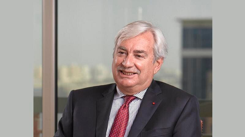 Jean-Christophe Durand, Chief Executive Officer of NBB