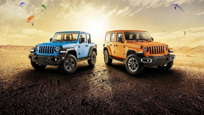 Offers Available on the Jeep Compass, Grand Cherokee, Cherokee, Wrangler and Wrangler Unlimited
