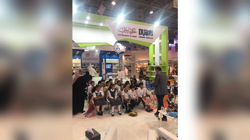 Dubai Culture Rich and Varied Participation at SIBF 2019