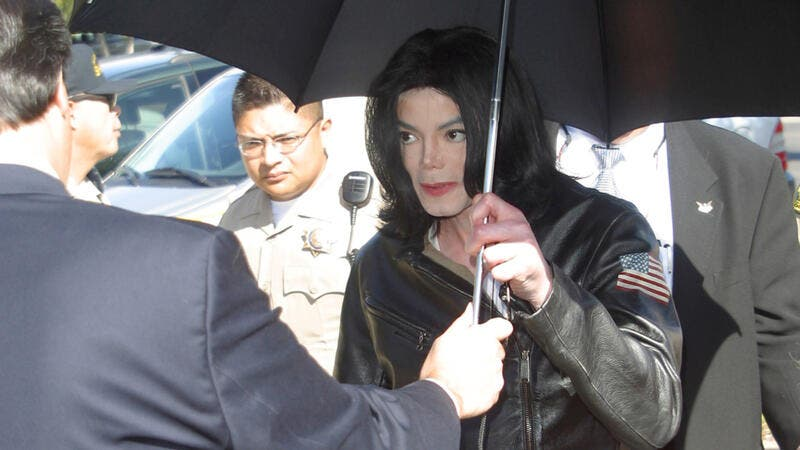 Cortés raised doubts about Michael Jackson's death Editorial credit Joe Seer