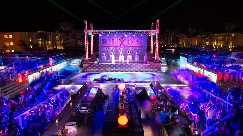Rixos Premium Seagate and Rixos Sharm El Sheikh Present Its Biggest New Year's Eve Bash yet With Star-Studded Performances and Musical Revelry