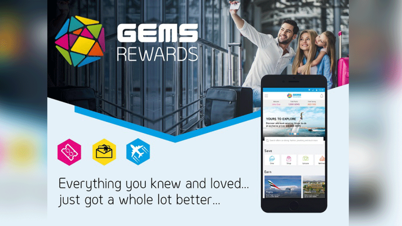GEMS Rewards launches a revamped app with novel features