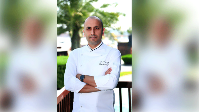 Ömer Canbay Executive Chef