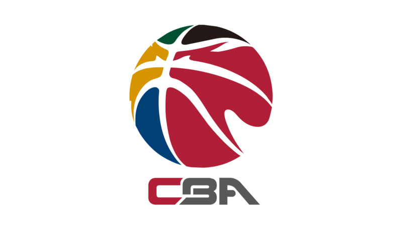 Chinese Basketball Association logo