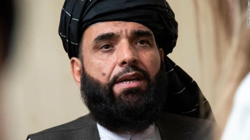 Taliban says it has resumed peace talks with the US (Twitter)