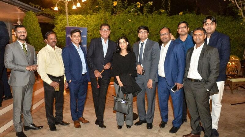 KPMG in Bahrain Holds Alumni Cocktail Reception