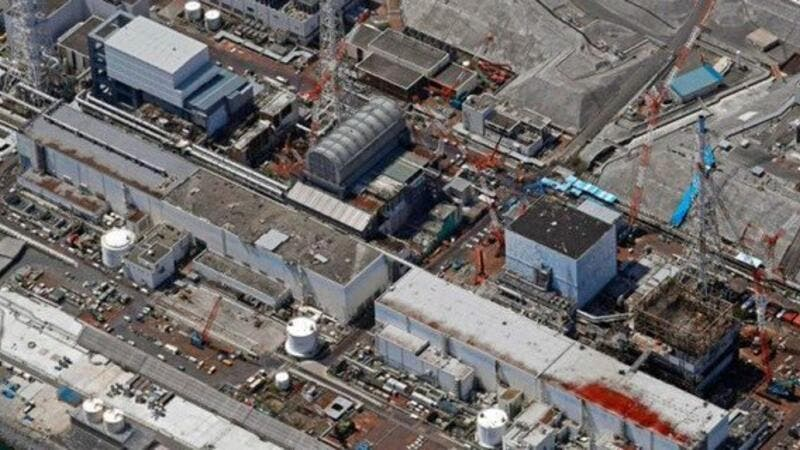 Japan plans to begin removing nuclear fuel debris from the wrecked Fukushima Daiichi plant in 2021 (Twitter)