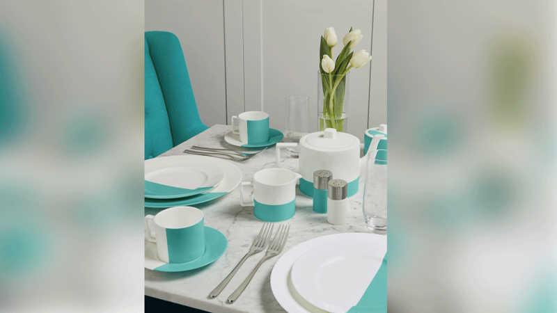 Tiffany & Co. Opens Europe's First Blue Box Café at Harrods