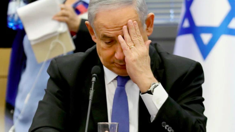 Benjamin Netanyahu (AFP/File Photo)