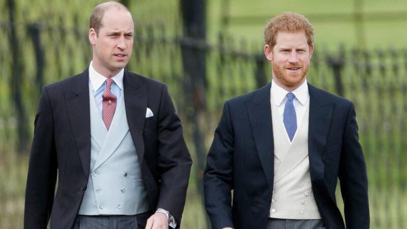 الأمير هاري وويليام