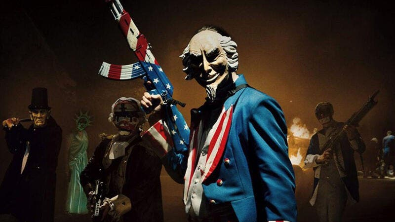 "Max Martini's USA Network show ""The Purge"" has been canceled after two seasons."