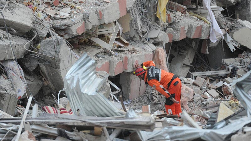 Van earthquakes occurred in eastern Turkey near the city of Van. (Shutterstock/ File Photo)